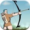 弓箭手对战:射箭训练