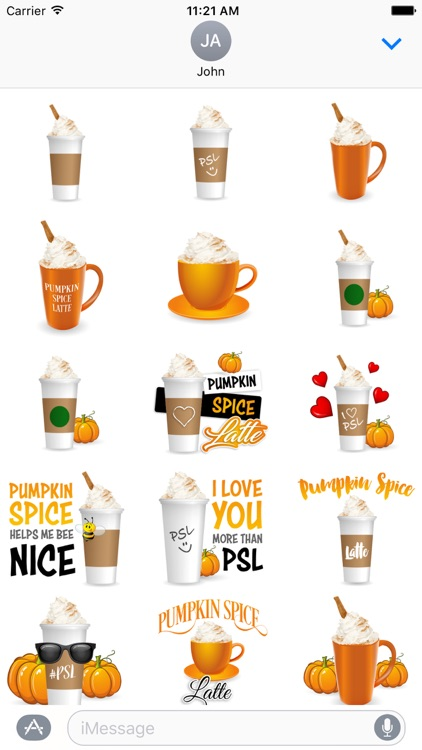 Pumpkin Spice Latte screenshot-2
