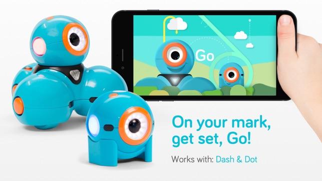 7414c67fd402 Go for Dash   Dot Robots 4+. WONDER WORKSHOP ...