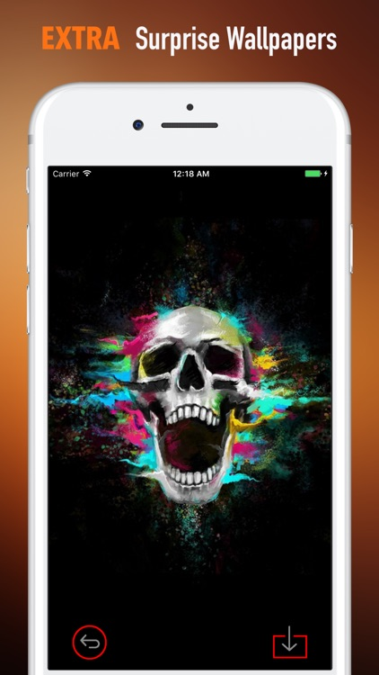 Sugar Skulls Wallpapers HD|Quotes,Art Pictures screenshot-2