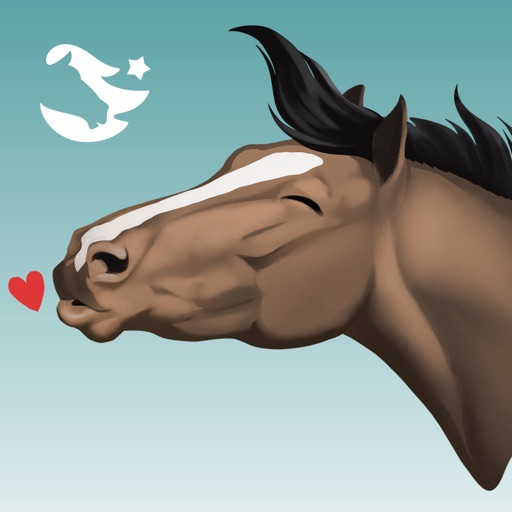 Star Stable Stickers
