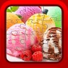 子供や幼児のための楽しいアイスクリームジグソーパズル icon