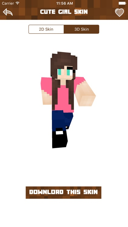 Girl Skins Pro - Best Collection for MCPC & PE