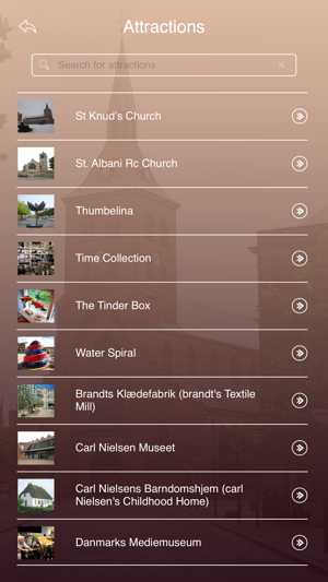 Odense Travel Guide on the App Store