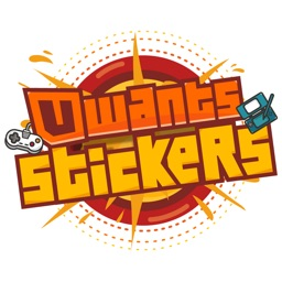 Uwants Sticker Pack 1