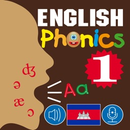 English Phonics 1 Cambodian Version
