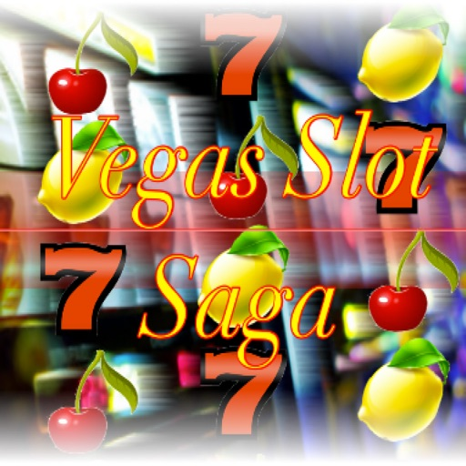 Vegas Slot Saga - iOS Top 2D Games