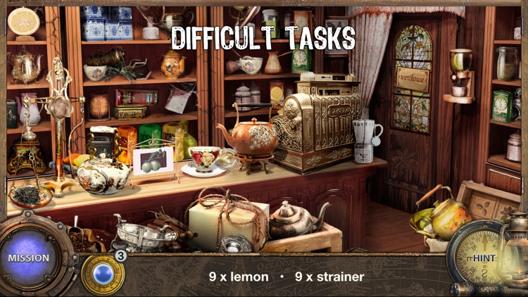 Around The World in 80 Days - Hidden Object Games screenshot-2