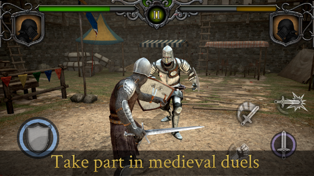 Knights Fight: Medieval Arena on the App Store