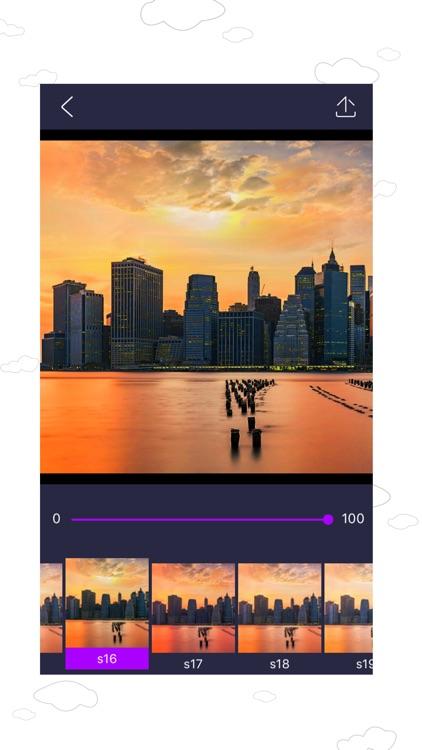 Sunset – Filter Cam & Sunshine Photo Effects