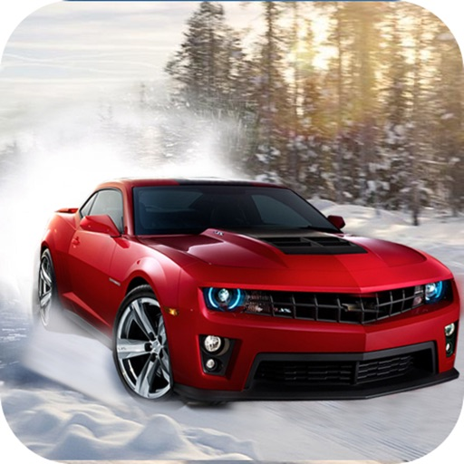 Real Snow Drifting Racer : 3D Hill Fast Drive