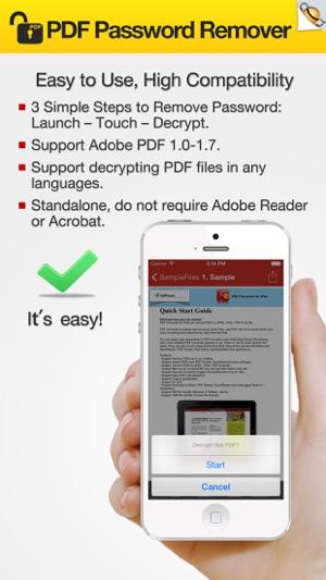 PDF Password Remover - Remove PDF Password