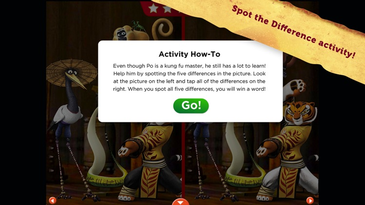 Kung Fu Panda 3: Interactive Storybook screenshot-3