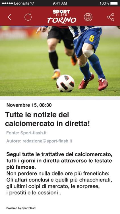 SportFlash Torino