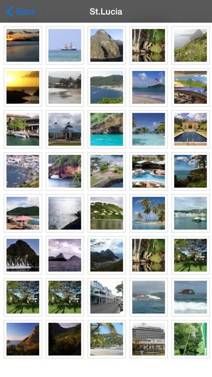 St. Lucia Offline Map Travel Guide screenshot-4
