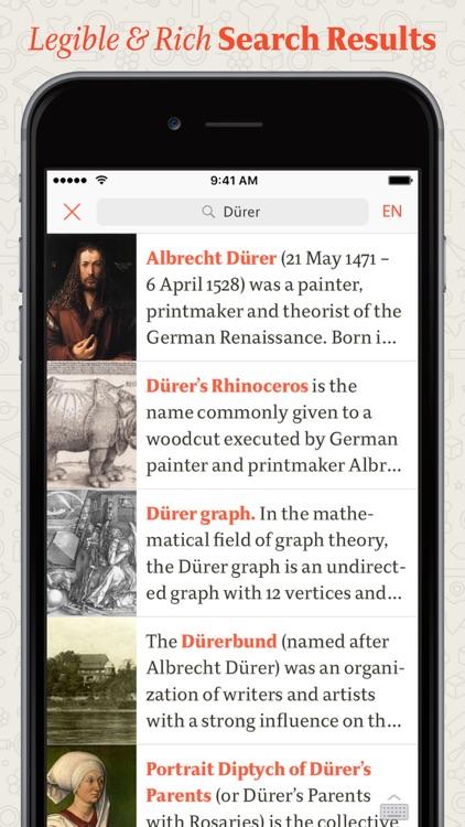 V for Wikipedia screenshot-3