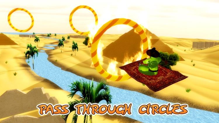 Flying Carpet Simulator – Magic Ride Game screenshot-3