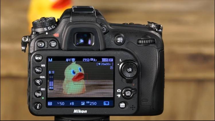 Nikon D7100 Shooting Video HD from QuickPro screenshot-3