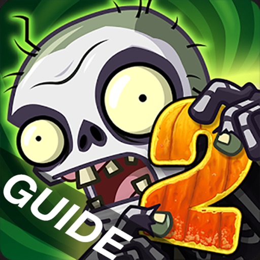 Guide For Plants vs Zombies 2 - Tips and Tricks HD application logo