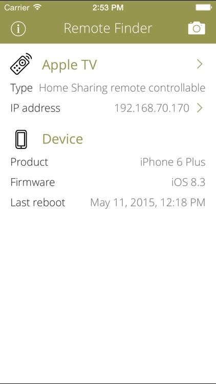 Remote Discover screenshot-0