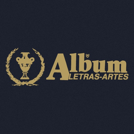 ALBUM LETRAS & ARTES,  English