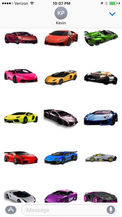 AutoEmoji - For Lamborghini