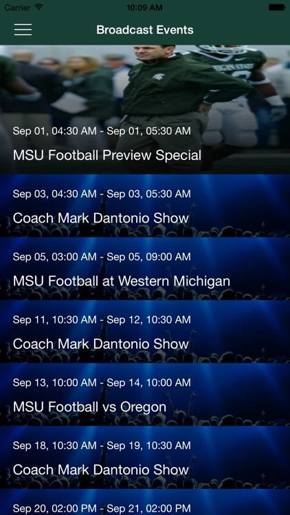 Spartan Sports Network screenshot-2