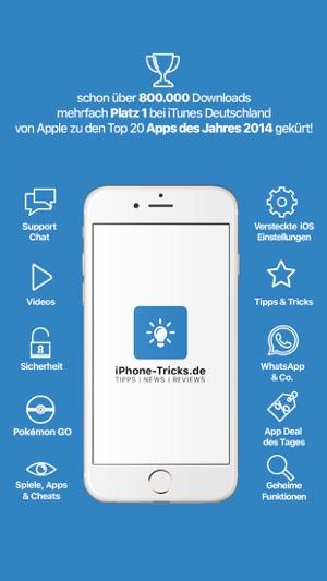 Wie versteckt man geheime Apps auf dem iPhone?