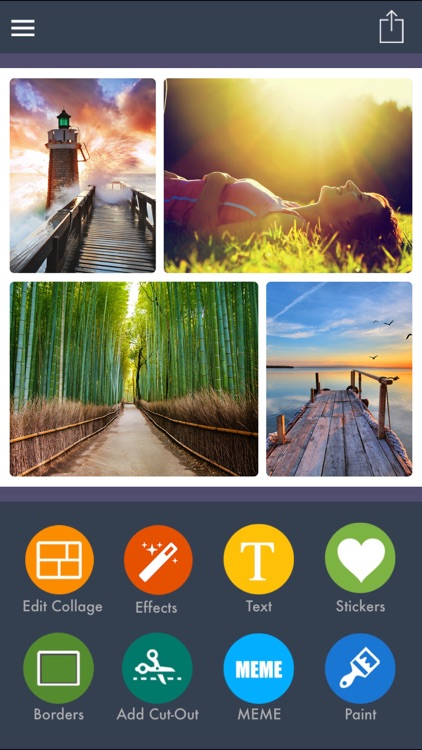 piZap Photo Editor, Collage Maker & Stickers