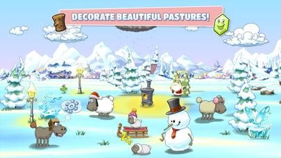 Screenshot from Clouds & Sheep 2 Premium