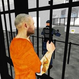 Jail Breakout Prison Hard Time - Real Gangster Jail Break from Alcatraz Prison