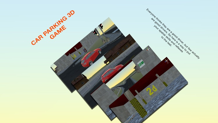 Car Parking 3D Simulation screenshot-3