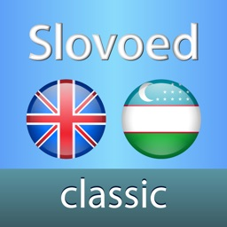 English - Uzbek Slovoed Classic Talking Dictionary