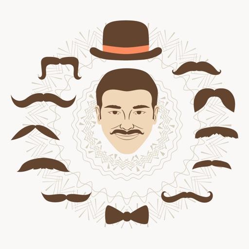 Man Hair Mustache and Beard Style
