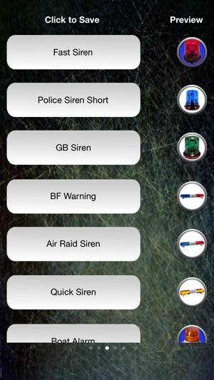 Siren Ringtones on the App Store