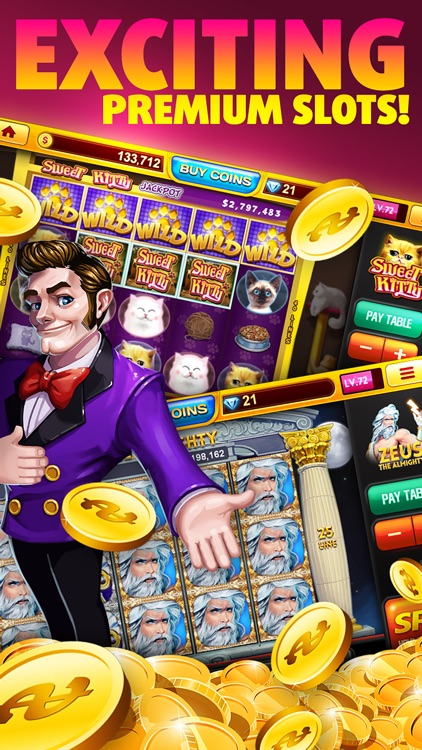 Real Casino Slots screenshot-3