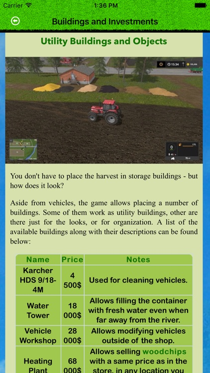 Pro-Guide For Farming Simulator 17- Unofficial screenshot-4