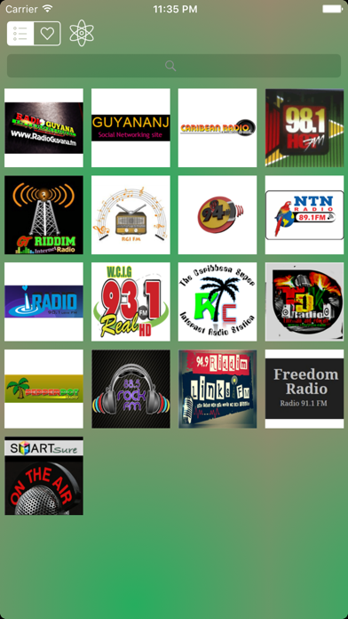 Radio Guyana Pro screenshot two