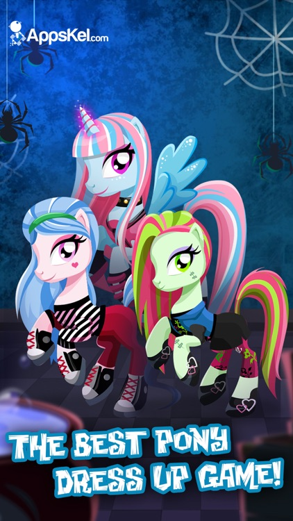 My Monster Pony Girls 2 screenshot-3