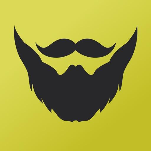 BeardMe: Beard & Mustache Stickers