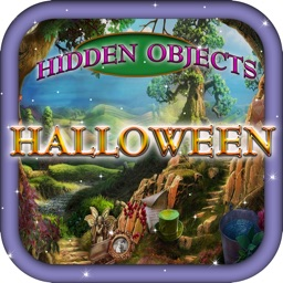 Halloween Scary Spell - Hidden Objects game