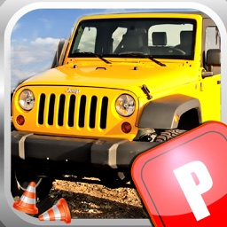2016 Jeep Driver Off.Road School Parking Games PRO