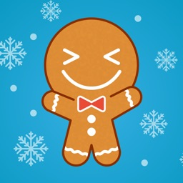 Gingerbread Man Emojis