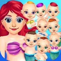 Mermaid Salon Make-Up Doctor Kids Games Free! Hack Resources Generator online