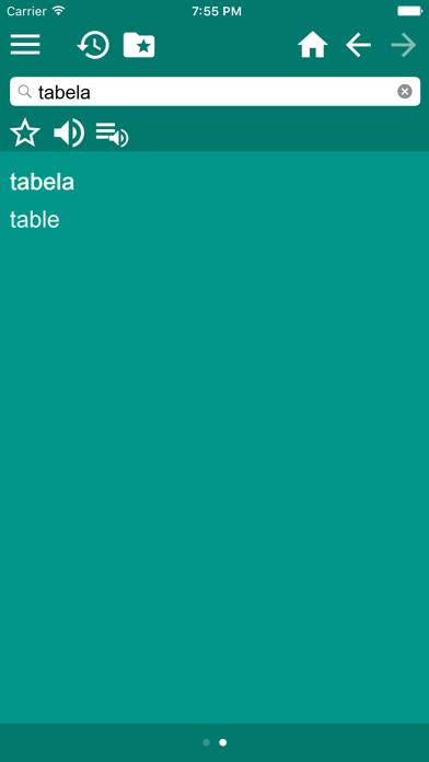 English Polish Dictionary screenshot four
