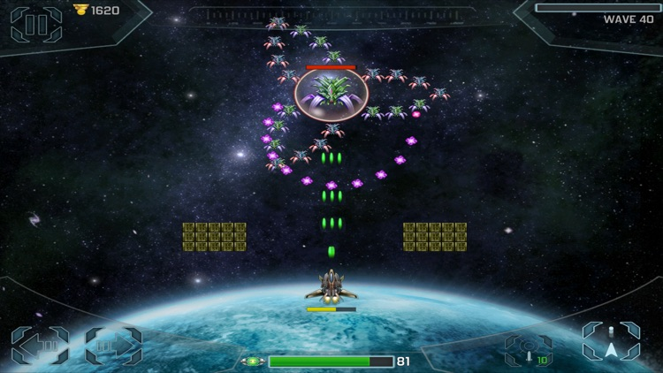 Space Cadet Defender HD: Invaders screenshot-2