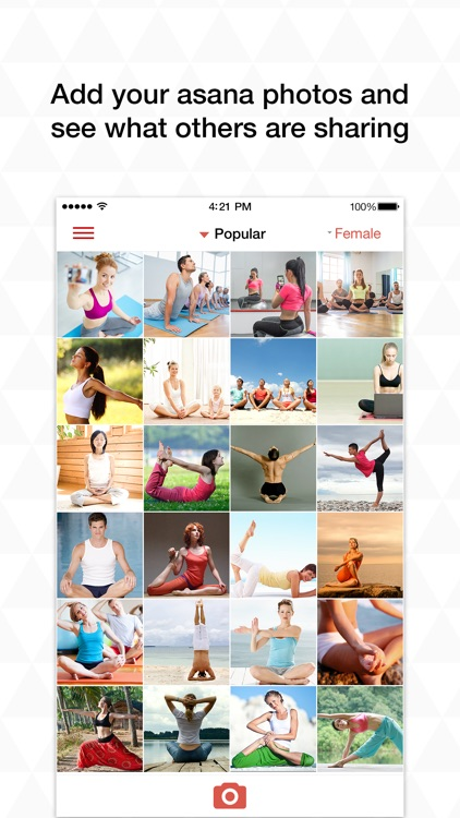 Yoga.com: 300 Poses & Video Classes screenshot-3