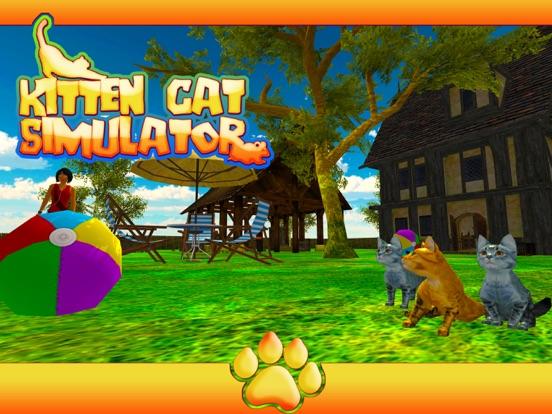 Скачать игру Котенок Cat 3D симулятор - игры Best Cat Mouse