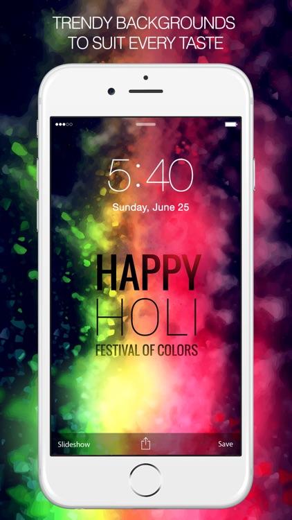 Happy Holi – Holi Wallpapers & Holi Images screenshot-3