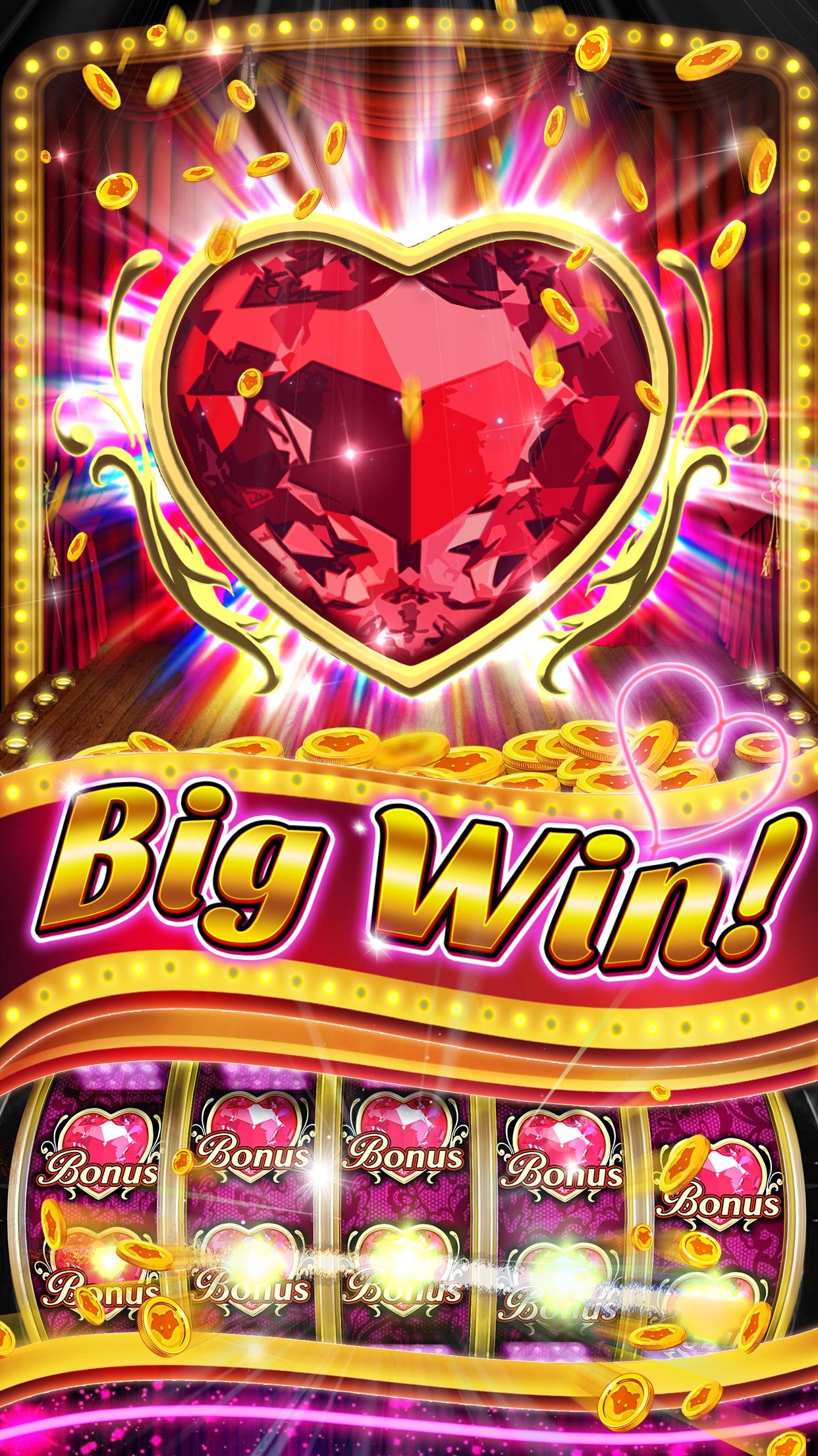 DeluxeWin 5-Reel Slots - Classic Vegas Casino Screenshot